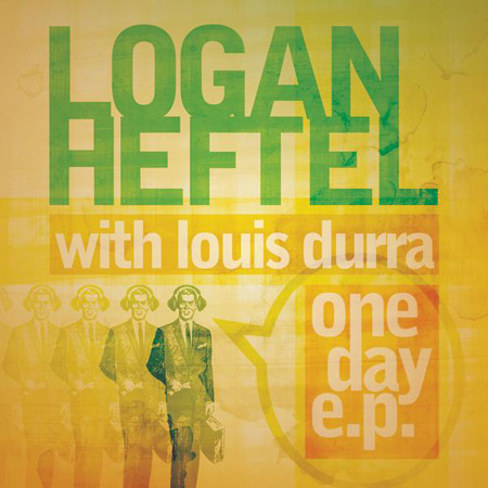 Logan Heftel - One Day Album Art